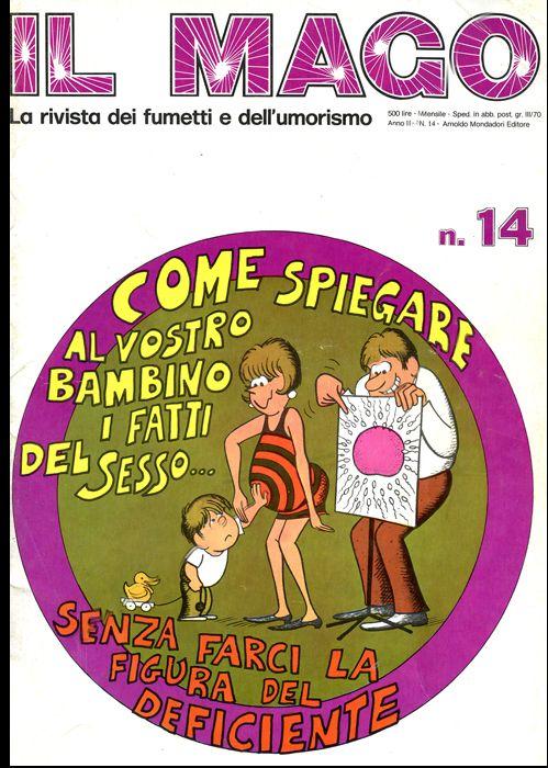 Il Mago n. 14/1973