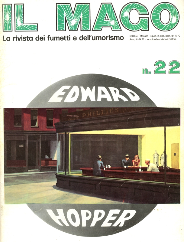 Il Mago n. 22/1974