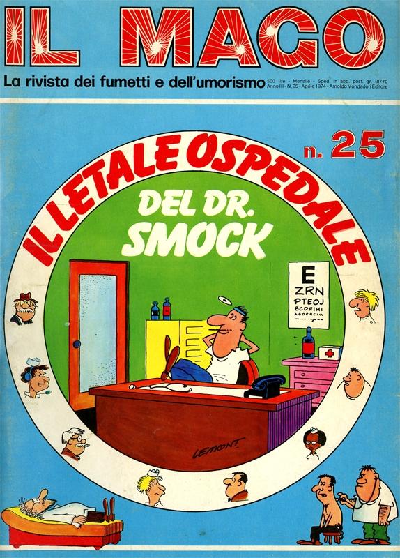 Il Mago n. 25/1974