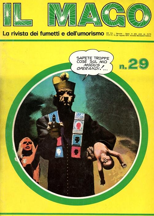 Il Mago n. 29/1974