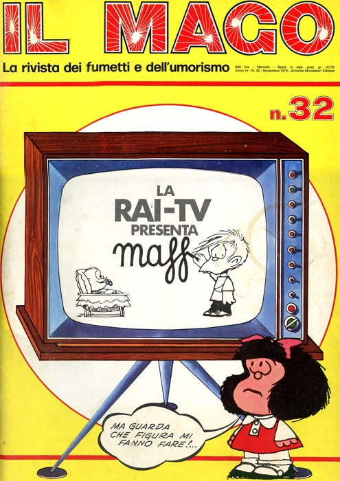 Il Mago n. 32/1974