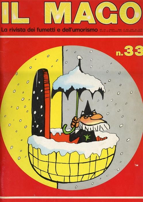 Il Mago n. 33/1974