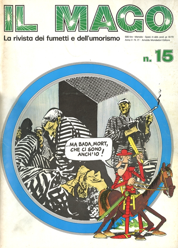 Il Mago n. 15/1973