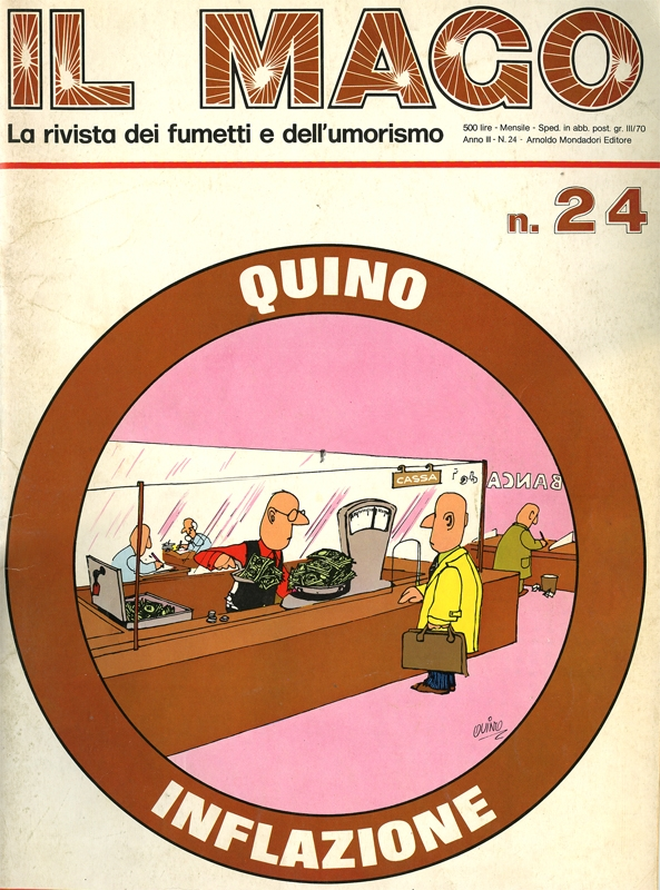 Il Mago n. 24/1974