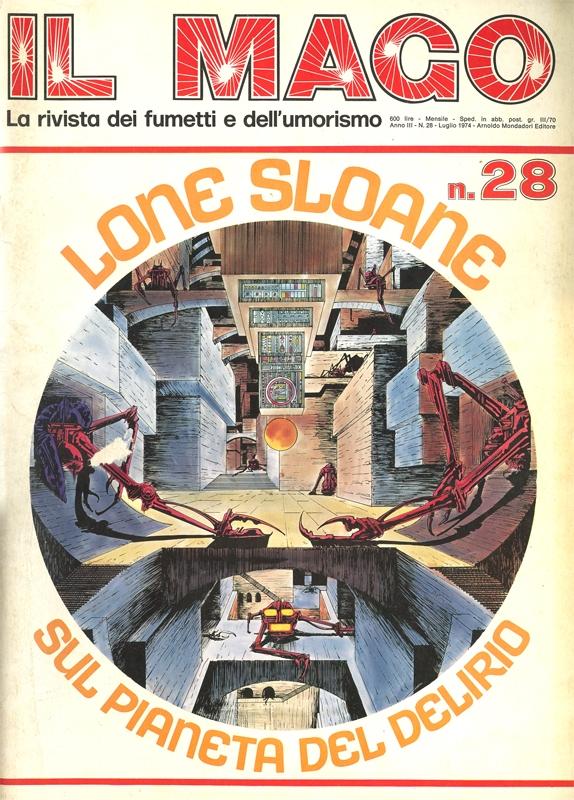 Il Mago n. 28/1974