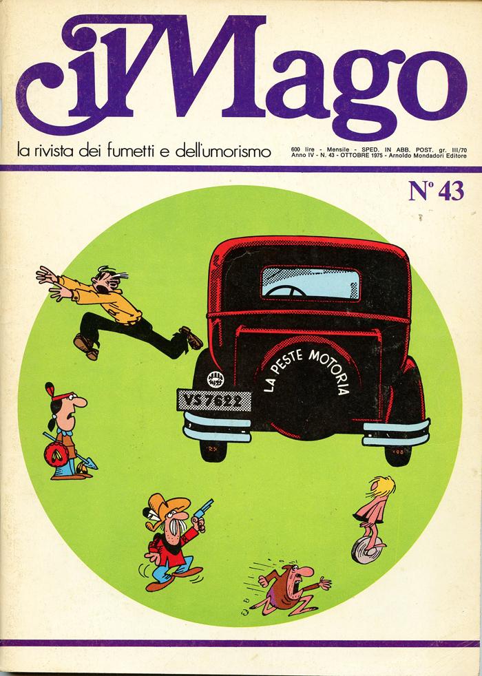 Il Mago n. 43/1975