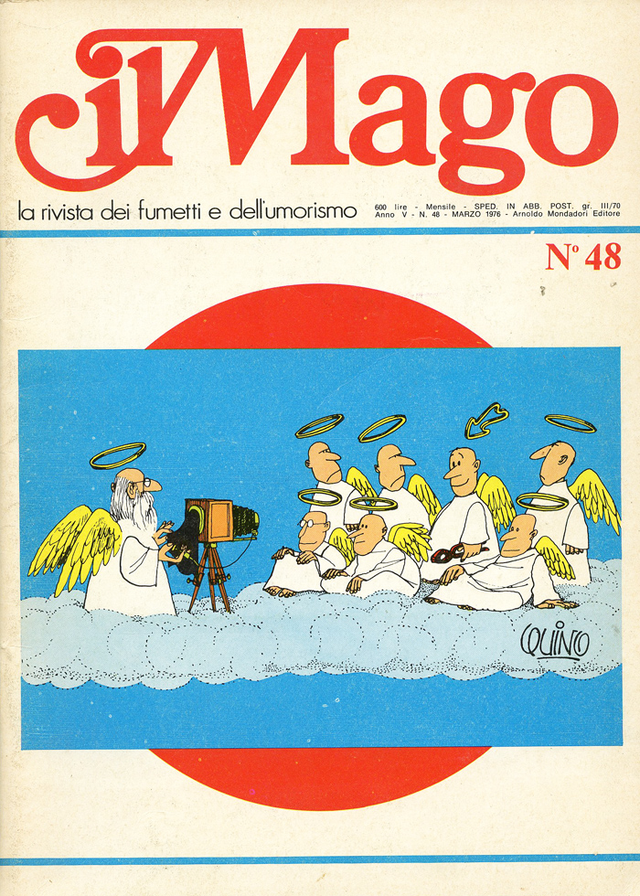 Il Mago n. 48/1976