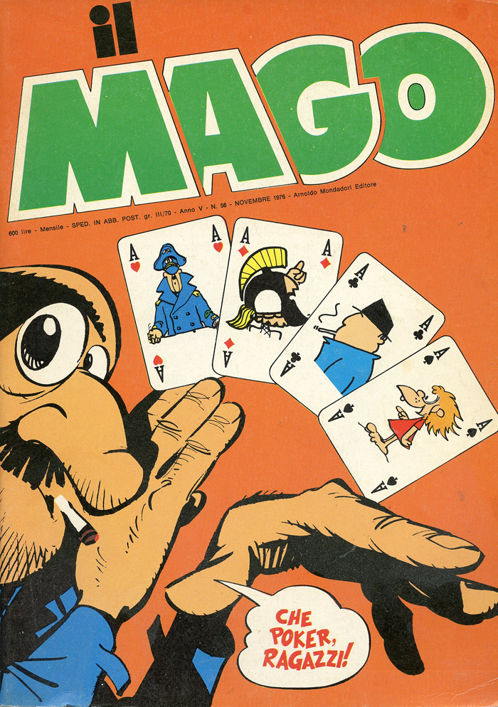 Il Mago n. 56/1976