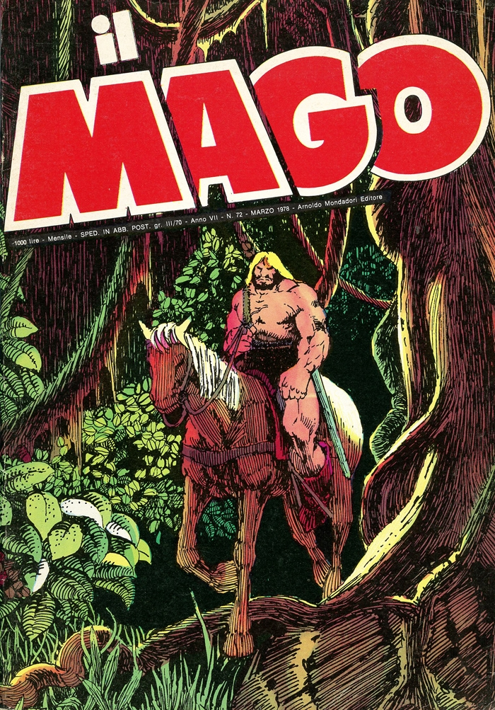 Il Mago n. 72/1978