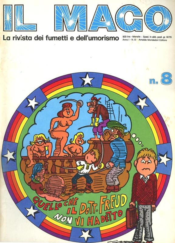Il Mago n. 8/1972