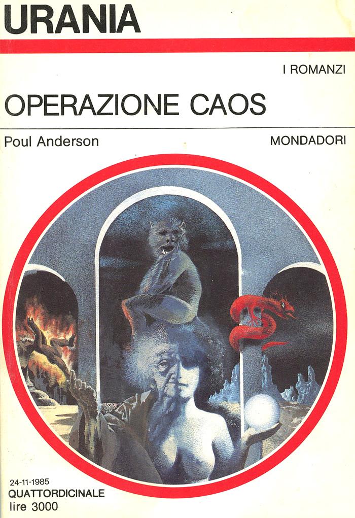 Poul Anderson – Operazione caos