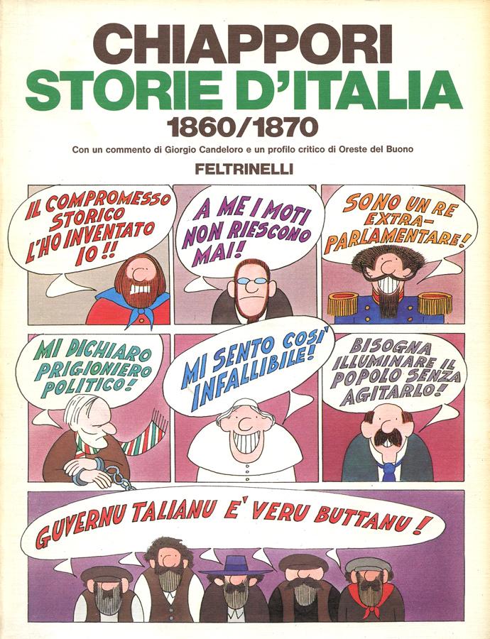 Chiappori - storie d'Italia 1860/1870