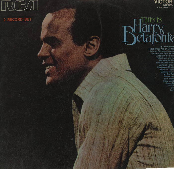 this is Harry Belafonte