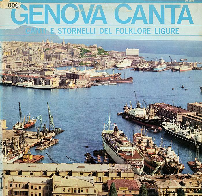 Genova  canta