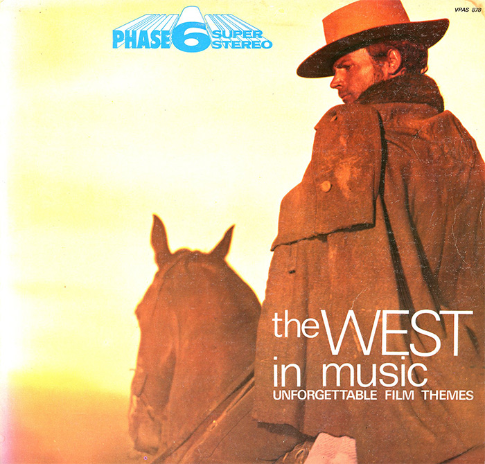 The west in music