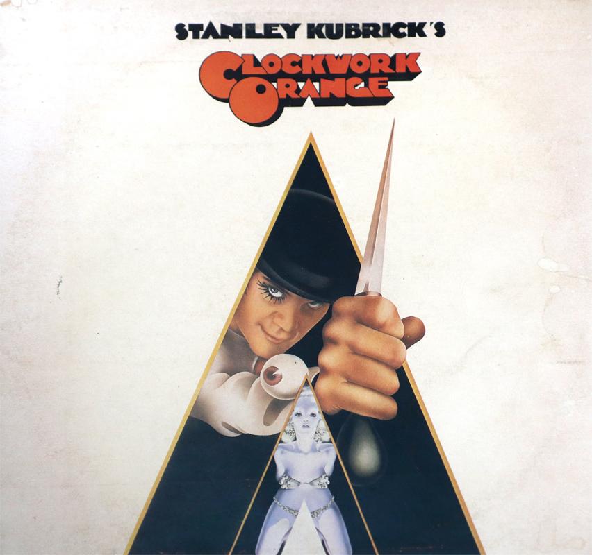 Kubrick - Clockwork orange