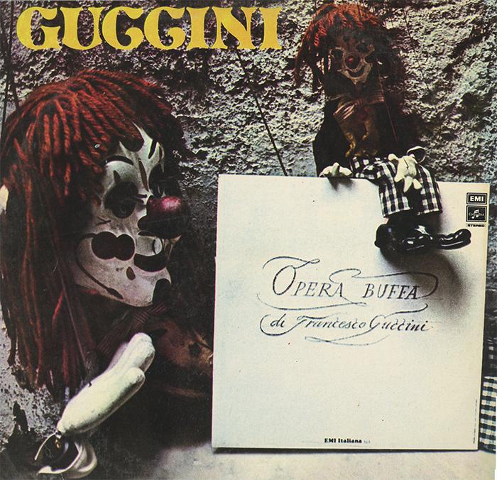 Guccini - opera buffa