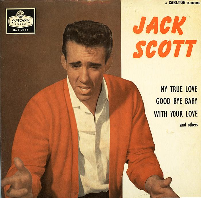 Jack Scott - My true love