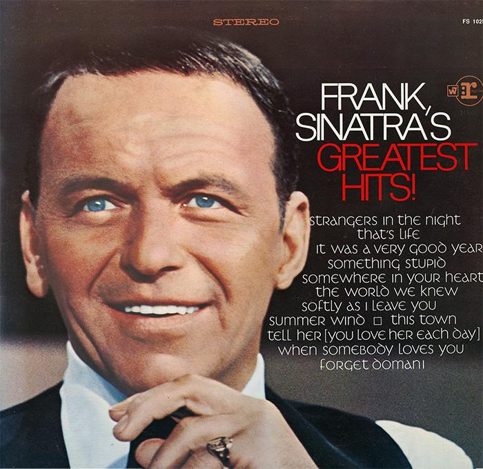 Sinatra  greatest hits