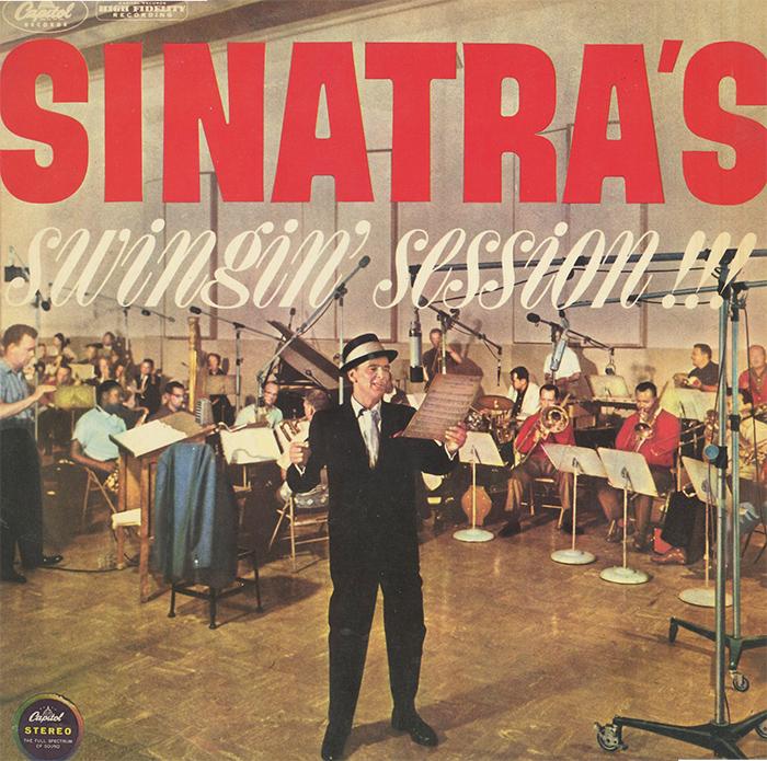 Sinatra's swinging session