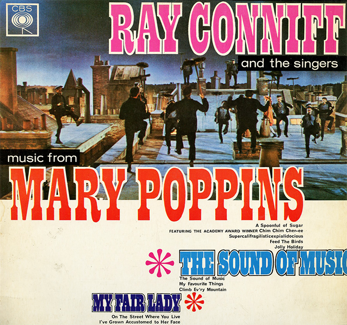 Ray Conniff -Mary Poppins