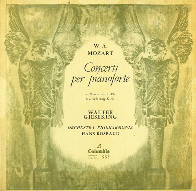 Mozart - Concerto per pianoforte n. 20, n. 25