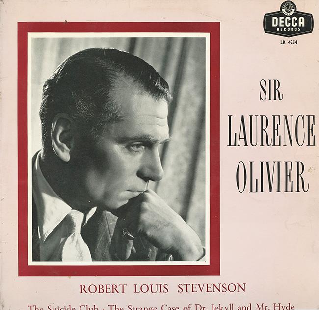 Laurence Olivier - Robert Louis Stevenson
