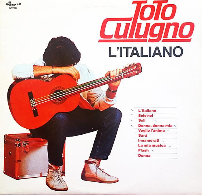 Cutugno - L' Italiano