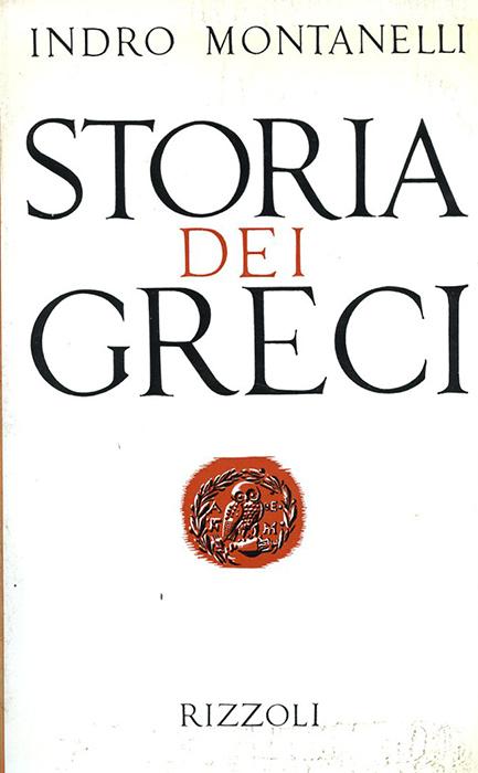 Montanelli - Storia dei Greci