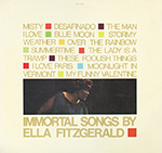 Immortal songs by Ella Fitzgerald
