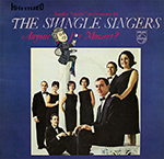 Les Swingle Singers ‎– Anyone for Mozart?